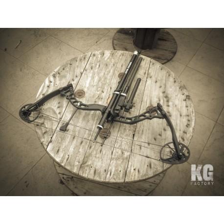 KIT Airbow Gun, Airowgun 10 Billes