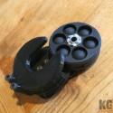 Barrel holder 1 slot T4E HDR 50 MOLLE SQUARE FASTENER