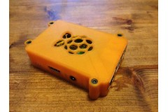 Safe and secure Raspberry Pi B+ Case
