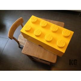 Upgrade Boite Lego 8 plots